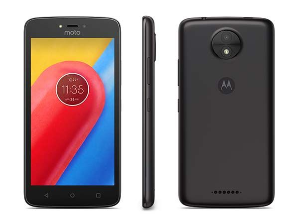 Moto C And Moto C Plus Smartphones Announced Gadgetsin