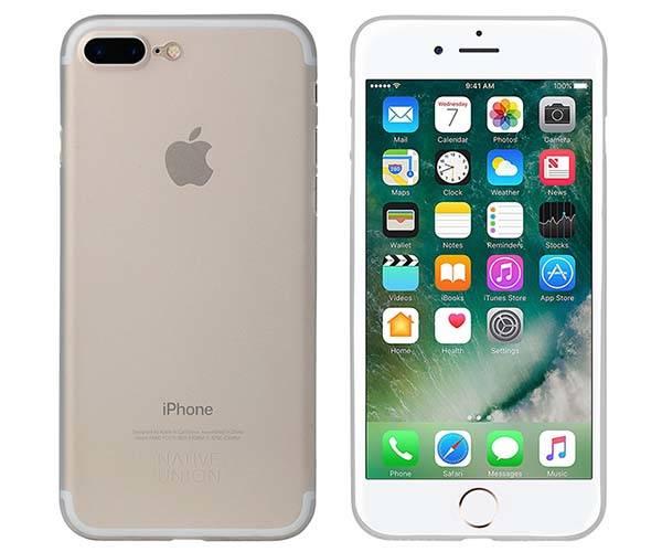 Native Union CLIC Air iPhone 7/7 Plus Case