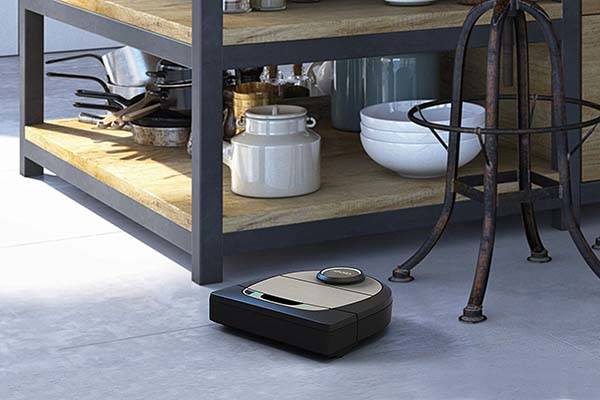 Neato Robotics D7 Connected WiFi Robot Vacuum Supports Amazon Alexa and Google Home