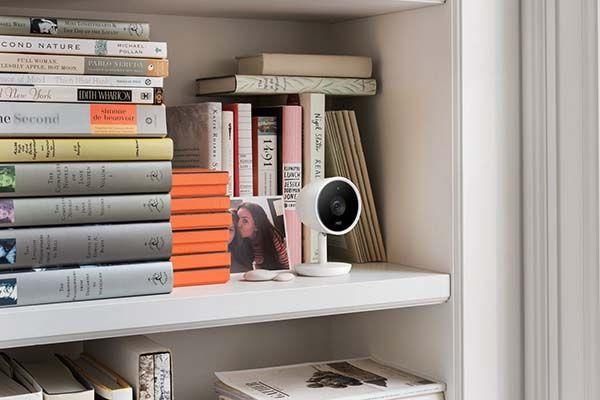 Nest Cam IQ Smart Home Security Camera