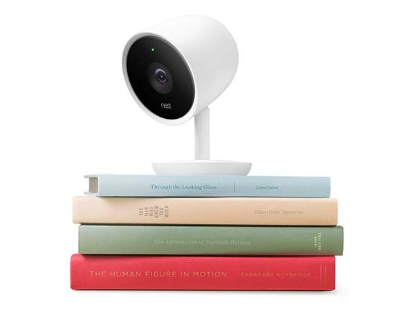 Nest Cam IQ Smart Home Security Camera