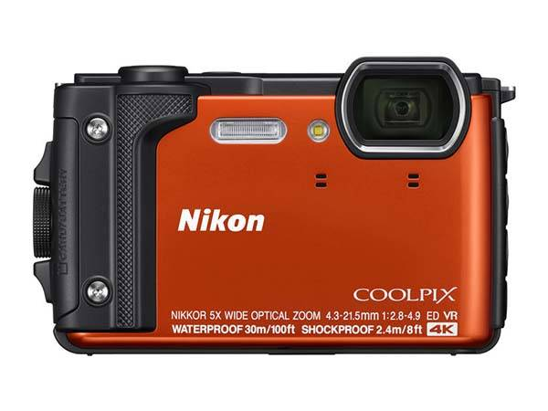 Nikon Coolpix W300 Compact Waterproof Camera