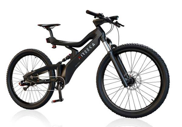 Nireeka Smart Electric Bike
