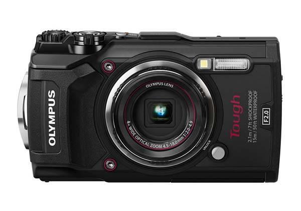 Olympus TG-5 Compact Camera