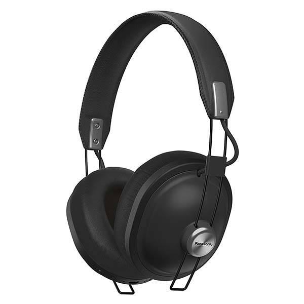 Panasonic Retro On-Ear Bluetooth Headphones