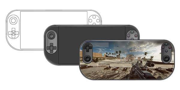 PlayStation Portable Handheld Game Console