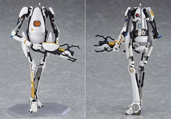 Portal 2 Figma No.343 P-Body Action Figure