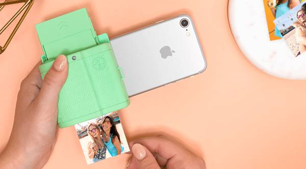 Prynt Pocket Turns Your iPhone into a Instant Camera