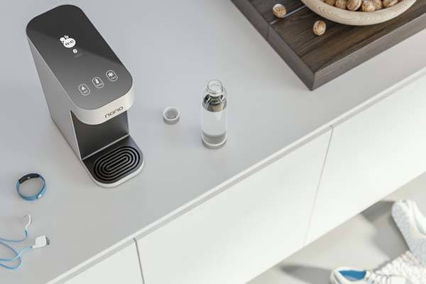 Q&C Nano Smart Water Purifier