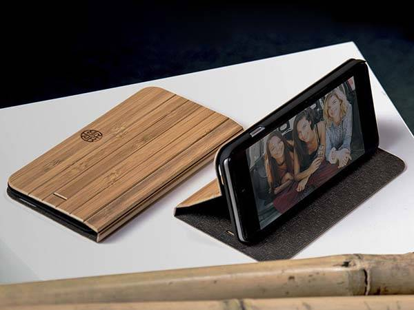Reveal Bamboo Wood iPhone 8 Case