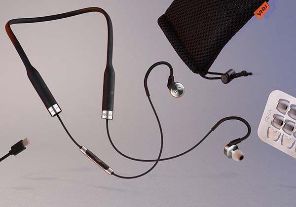 RHA MA750 Wireless Bluetooth Earbuds