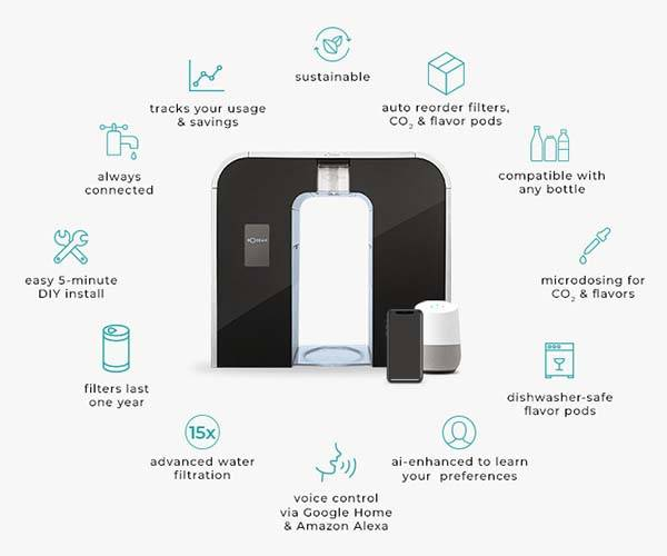rOcean One All-In-One Smart Water Maker