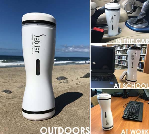 Sablier Portable Drip Coffee Tumbler