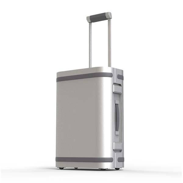 Samsara Aluminum Smart Suitcase