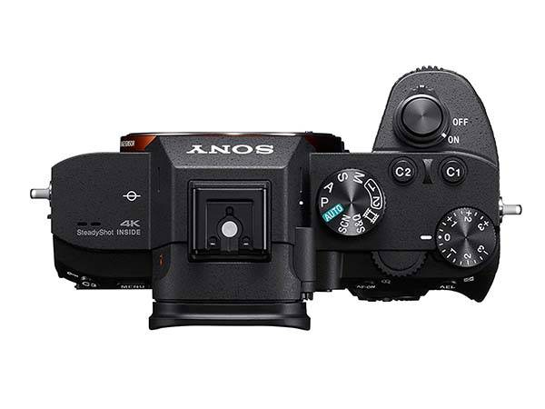 Sony a7 III Alpha Full-Frame Mirrorless Camera