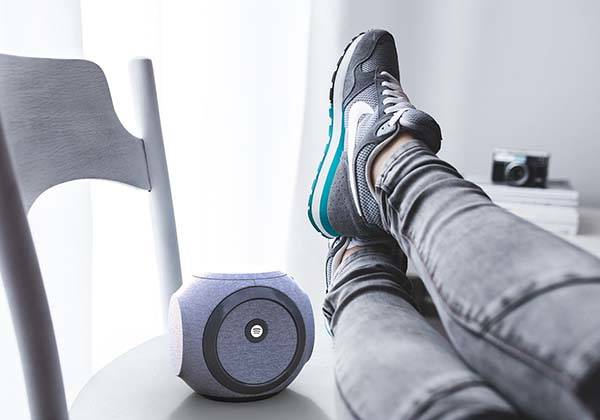 Speakerfy Concept Modular Speaker