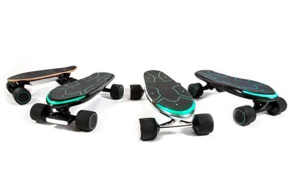 Spectra Pro App-Enabled Electric Skateboard