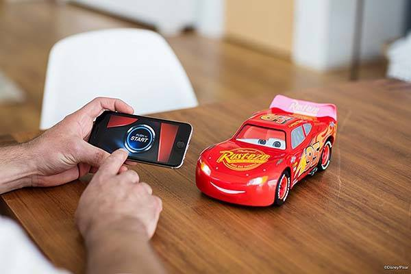 Sphero Lightning McQueen App-Controlled Race Car