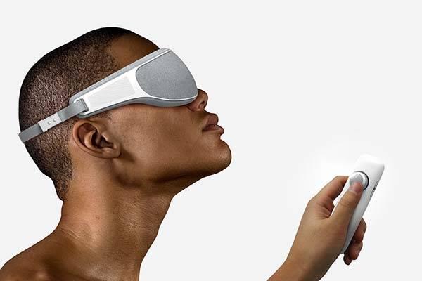 Concept MILD VR Headset