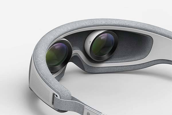 The Concept Mild Vr Headset Designed For More Comfortable