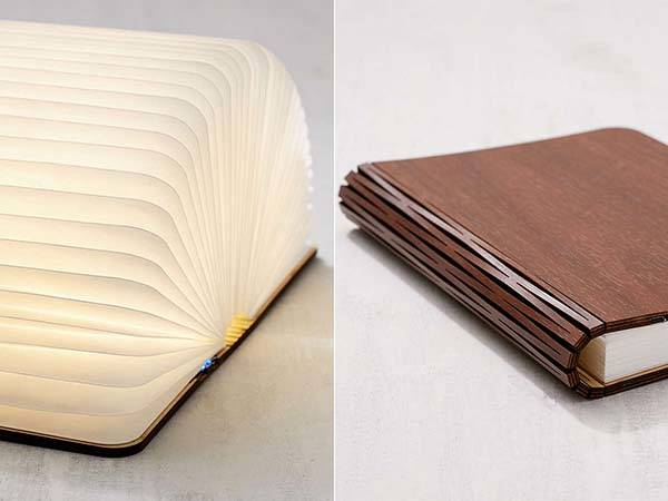 Light-Up Hidden Book Bluetooth Speaker