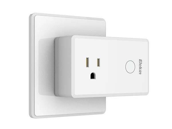 WiFi Smart Plug with USB Ports Supports Amazon Alexa and Google Home