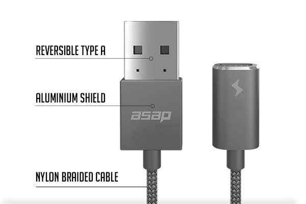 X-Connect Magnetic Charging Cable