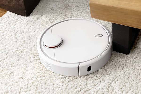 Xiaomi Mi WiFi Robot Vacuum Cleaner