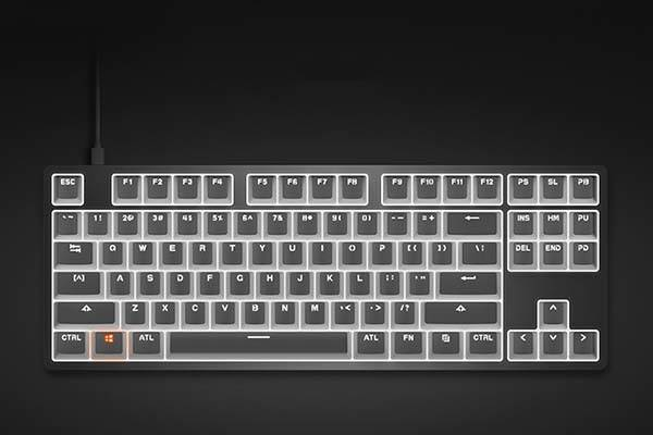 Xiaomi Yuemi K01 Mechanical Keyboard