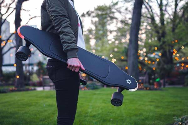 XTND Smart Electric Skateboard