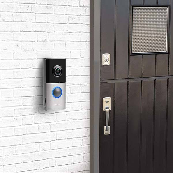 Zmodo Greet Pro Smart Video Doorbell with WiFi Extender