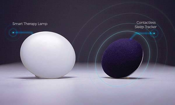Circadia Smart Sleep Tracker and Therapy Lamp