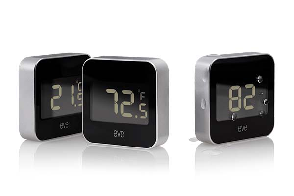 Elgato Eve Degree Smart Temperature & Humidity Monitor with HomeKit