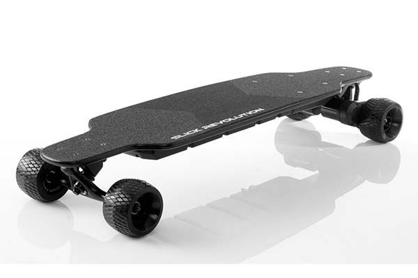 Flex Eboard Electric Skateboard With Rough Stuff Wheels
