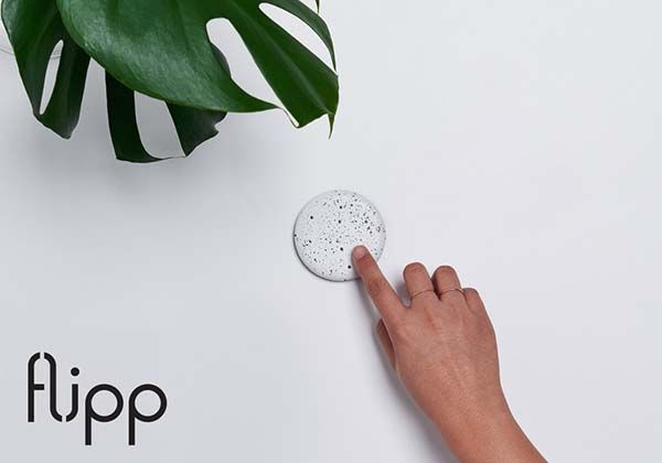 Flipp Remote Control for Wireless Speakers
