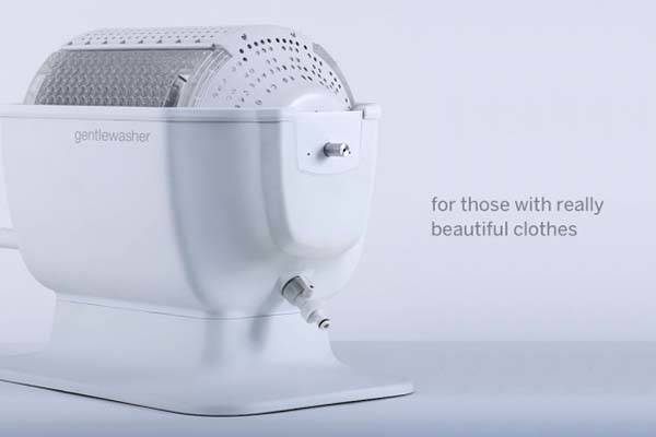 Gentlewasher Hand Operated Washing Machine For Your Delicate Clothes Gadgetsin