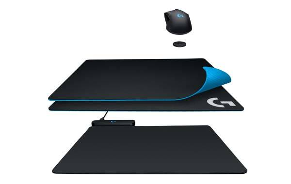 Logitech Powerplay Mouse Pad with Wireless Charging