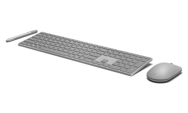 Microsoft Modern Keyboard with Fingerprint Sensor