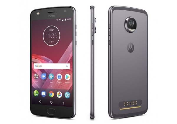 Motorola Moto Z2 Play Smartphone With Multiple Optional