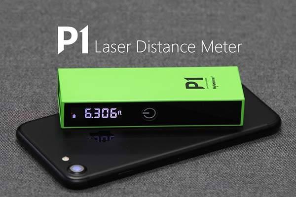 Pioneering P1 Laser Distance Meter