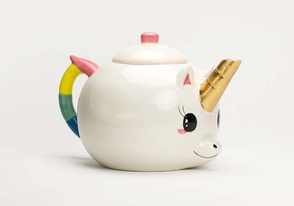 Cute Unicorn Teapot
