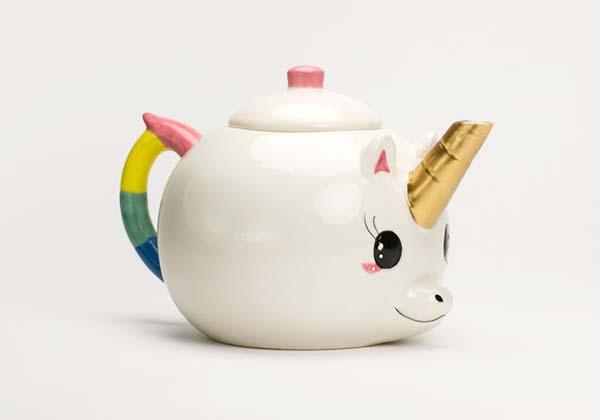 Cute Unicorn Teapot