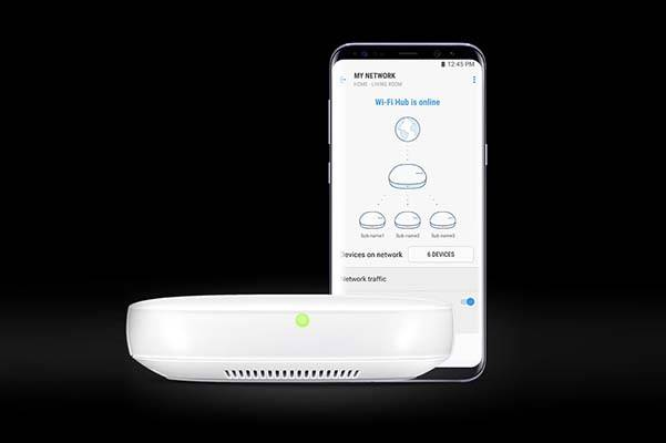 Samsung Connect Home Smart WiFi Router System