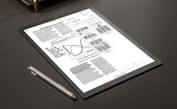 Sony DPT-RP1 Digital Paper E-Ink Tablet