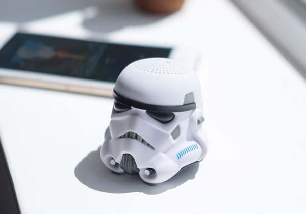 Star Wars Stormtrooper Mini Bluetooth Speaker