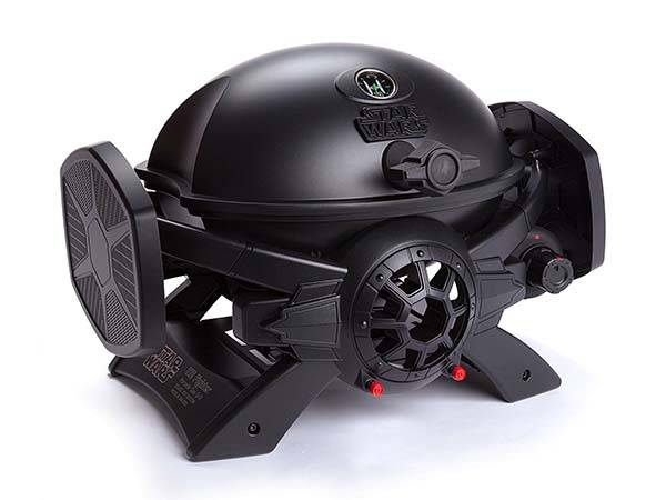 Star Wars TIE Fighter Gas BBQ Grill