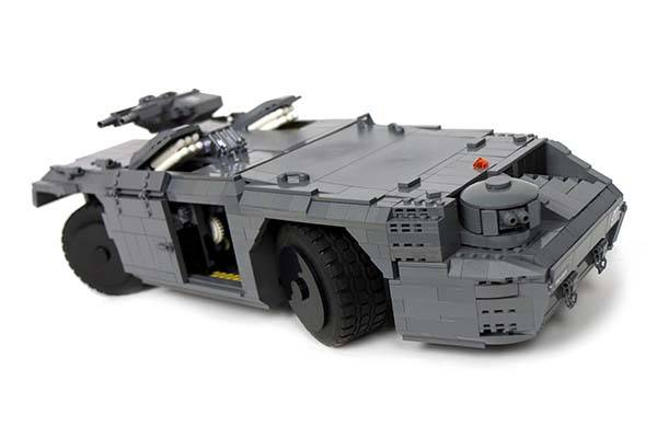 The App-Controlled Aliens LEGO M577 APC