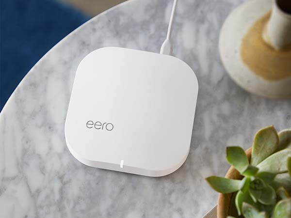 The New Eero WiFi Router System