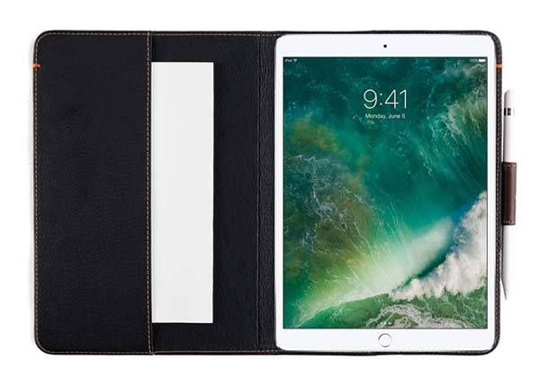 iPad Pro 10.5-Inch Leather Case with Apple Pencil Holder