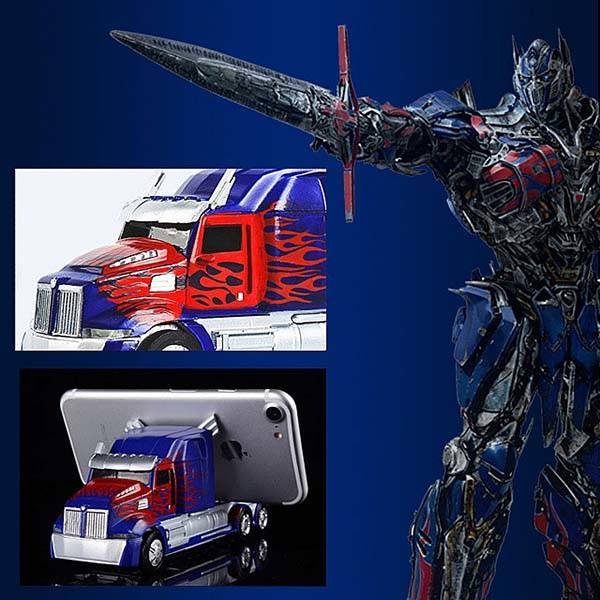 Transformers Optimus Prime Truck Power Bank
